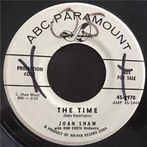 Joan Shaw - The Time / I Don't Wanna Cry (Over You Anymore) mp3