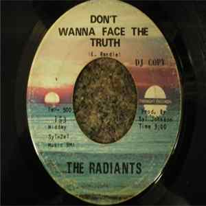 The Radiants - My Sunshine Girl / Don't Wanna Face The Truth mp3