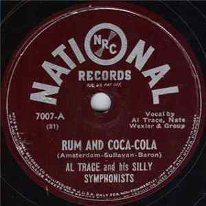 Al Trace And His Silly Symphonists - Rum And Coca-Cola / Southpaw Special mp3