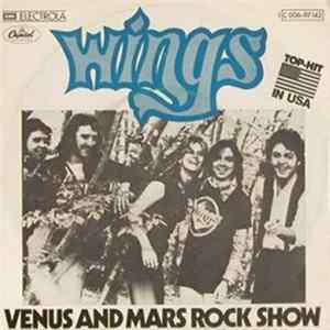 Wings - Venus And Mars Rock Show mp3