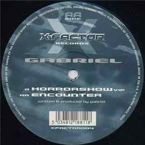 Gabriel - Horrorshow VIP / Encounter mp3